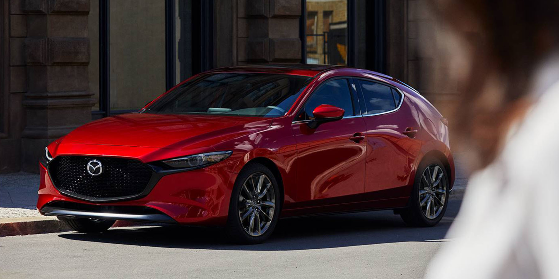 2019 Mazda 3 Hatchback Compact Car 1 Copy